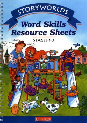 Storyworlds Reception/P1 Stages 1-3 Skills Pack Photocopy Masters by