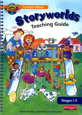 Scottish Storyworlds P1:1-3: Teaching Guide by