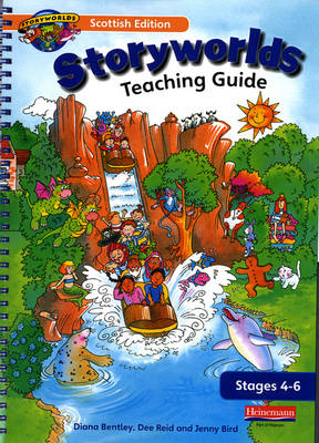 Scottish Storyworlds P2 4-6: Teaching Guide by