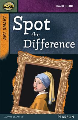 Rapid Stage 8 Set A: Art Smart: Spot the Difference by Dee Reid