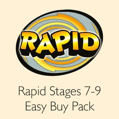 Rapid Stages 7-9 Easy Buy Pack by Alison Hawes, Celia Warren, Benjamin Hulme-Cross