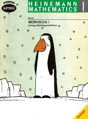 Heinemann Mathematics 1: Workbook Easy Buy Pack by Scottish Primary Maths Group SPMG