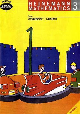 Heinemann Mathematics 3: Workbook Easy Buy Pack by Scottish Primary Maths Group SPMG