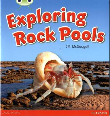 Bug Club Non-fiction Green C Exploring Rock Pools by Jill McDougall