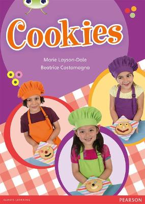 Bug Club Non-fiction Pink A Cookies by Marie Layson-Dale