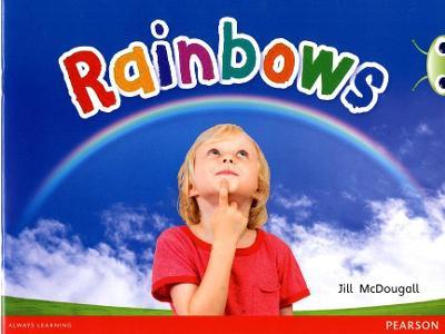 Bug Club Non-fiction Yellow B Rainbows by Jill McDougall