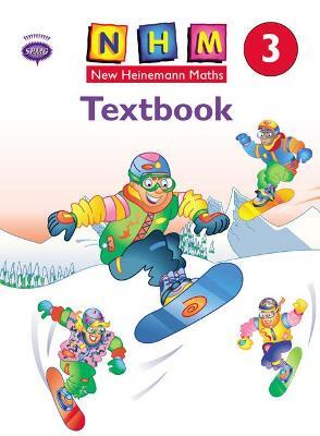 New Heinemann Maths Yr3, Textbook by