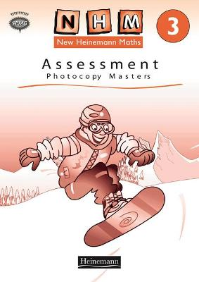 New Heinemann Maths Yr3, Assessment Photocopy Masters by Scottish Primary Maths Group SPMG