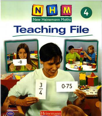 New Heinemann Maths Year 4, Teaching File by Scottish Primary Maths Group SPMG