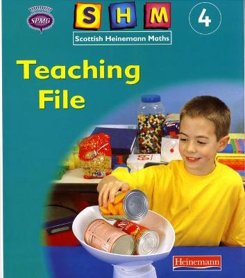 Scottish Heinemann Maths 4: Teaching File by