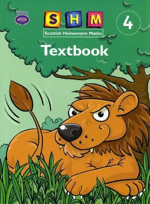 Scottish Heinemann Maths 4: Textbook Single by