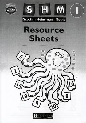 Scottish Hein Maths 1: Teachers Resource Pack New Edition by