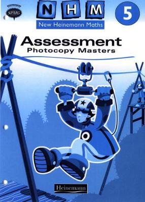 New Heinemann Maths Yr5, Assessment Photocopy Masters by