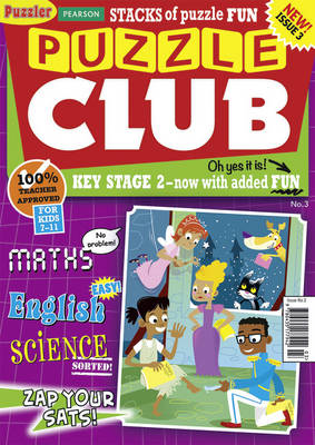 Puzzle Club Issue 3 by Harry Smith, Puzzler Media Ltd