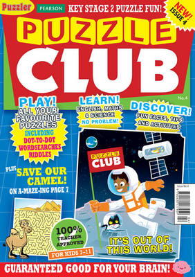 Puzzle Club issue 4 by Harry Smith, Puzzler Media Ltd