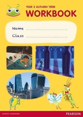 Bug Club Pro Guided Y3 Term 1 Pupil Workbook by
