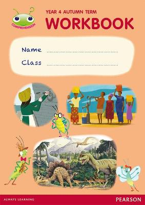 Bug Club Pro Guided Y4 Term 1 Pupil Workbook by
