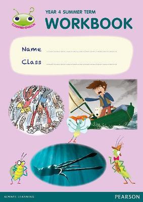 Bug Club Comprehension Y4 Term 3 Pupil Workbook by