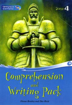 Literacy World Comets Stage 4 Comprehension & Writing Pack by Diana Bentley, Dee Reid