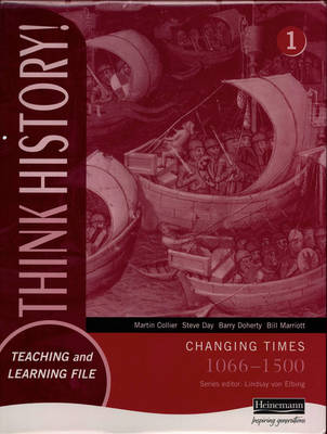 Think History: Changing Times 1066-1500 Foundation Pupil Book 1 by