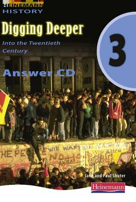 Digging Deeper 3: Into the Twentieth Century Answer CD by