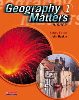 Geography Matters 1 Core Pupil Book by Nicola Arber