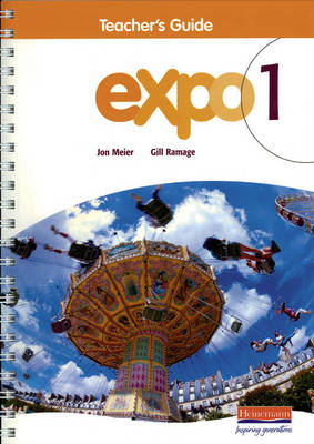 Expo 1 Teachers Guide with CD-ROM by