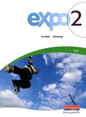 Expo 2 Vert Pupil Book by Gill Ramage