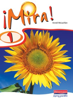 Mira 1 Pupil Book by Anneli McLachlan