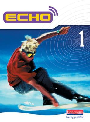 Echo 1 Pupil Book by Steve Williams