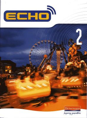 Echo 2 Pupil Book by Jeannie McNeill