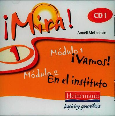 Mira 1 Audio CD (Pack of 3) by