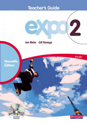 Expo 2 Rouge Teacher's Guide New Edition by