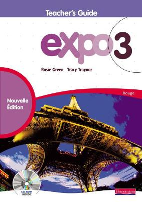 Expo 3 Rouge Teacher's Guide New Edition by