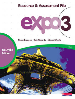 Expo 3 Vert Resource and Assesment File New Edition by