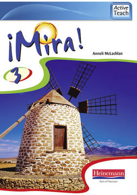 Mira 3 ActiveTeach CD-ROM by Anneli McLachlan