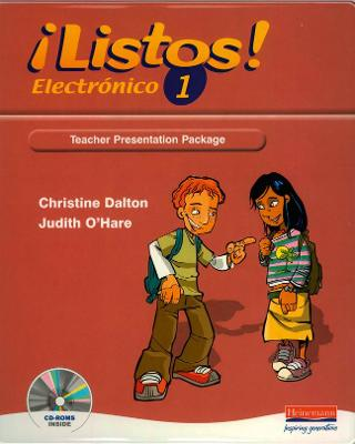 Listos 1 Framework Edition Teachers Guide by Charles Claxton