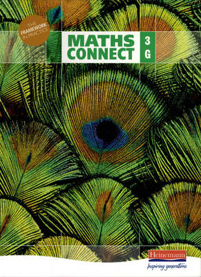 Maths Connect 3 Green Student Book by Dave Kirkby, Catherine Roe, Bev Stanbridge