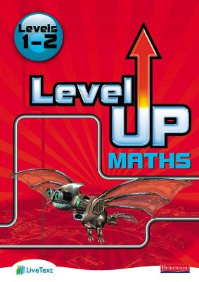 Level Up Maths: Access Book (Level 1-2) by Keith Pledger
