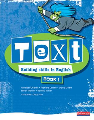 Text Building Skills in English 11-14 Student Book 1 by Annabel Charles