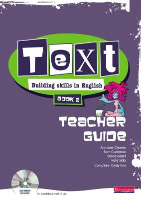 Text: Building Skills in English 11-14 Teacher Guide 2 by Annabel Charles