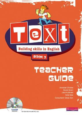 Text: Building Skills in English 11-14 Teacher Guide 3 by Annabel Charles