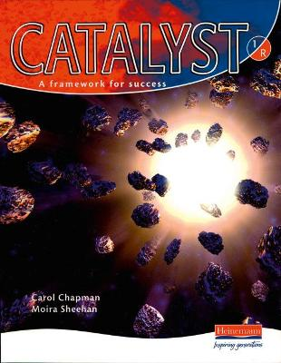 Catalyst 1 Red Student Book by Carol Chapman