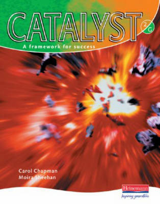 Catalyst 2 Green Student Book by Carol Chapman