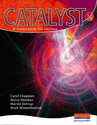 Catalyst 3 Red Student Book by Carol Chapman