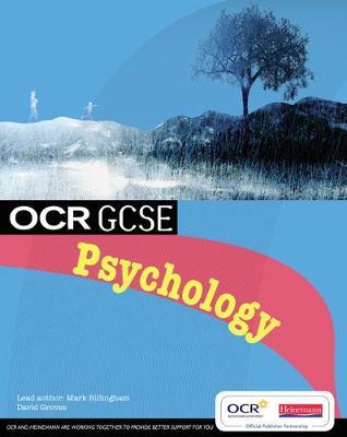 OCR GCSE Psychology Student Book by Mark Billingham, David Groves