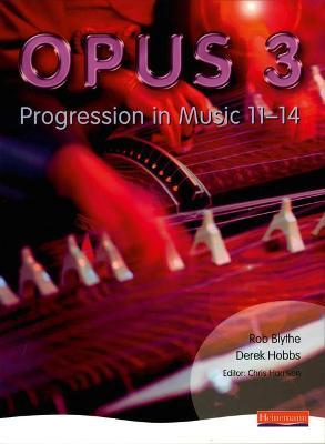 Opus: Student Book 3 by Derek Hobbs