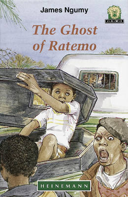 The Ghost of Ratemo by James Ngumy