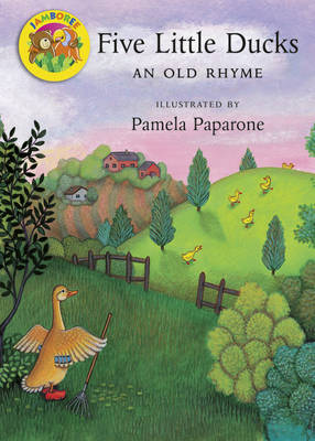 Jamboree Storytime Level A: Five Little Ducks Big Book by