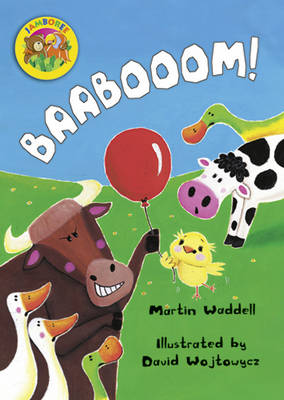 Jamboree Storytime Level A: Baabooom Big Book by